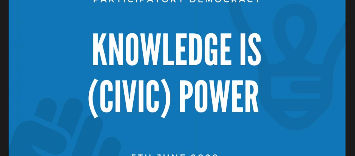participatory democracy information right to knowledge